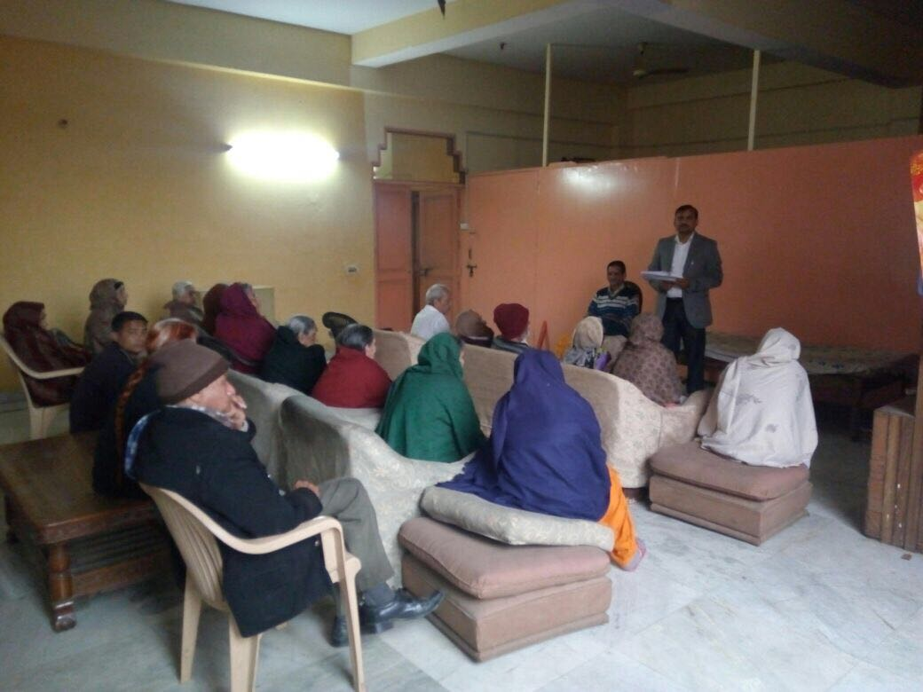 Legal Awareness Programme on benefits to senior citizens (1)
