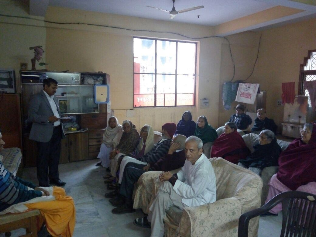 Legal Awareness Programme on benefits to senior citizens (2)