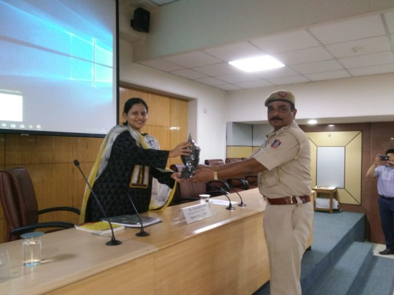 Central DLSA and West DLSA jointly organized sensitization programme for police officers and juvenile welfare officers regarding POCSO, Juvenile age determination, missing children and victims of rape – guidelines and judicial directions on 29.08.2018