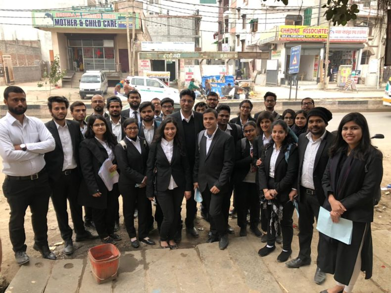 CDLSA through Panel Advocate organized community outreach programme under the NALSA schemes namely Legal Services to the workers in the unorganized secto