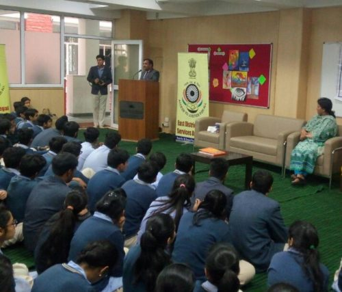 "DLSA (East) organised an Awareness-cum-Sensitization Programme in Salwan Public School, Mayur Vihar, Delhi on 23.11.2017 on the topic ""POCSO, Juvenile Justice & Legal Services being provided by DLSAs"".  Sh. Pawan Kumar, Secretary (DLSA)/East himself attended the programme as Resource Person and addressed the students on the topics.  He also had interactive session with the students and responded to their queries satisfactorily.  The programme was appreciated by all concerned."