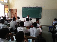 DLSA, Rohini Courts organized a Legal Literacy Programme on  at Govt. Boys Senior Secondary School, Tulsi Nagar, Delhi.