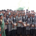 Visit of School students