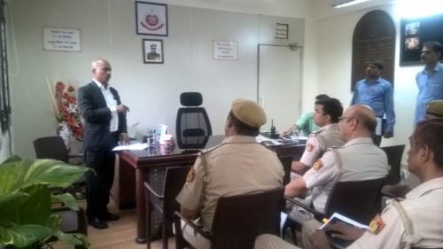 Legal Awareness Programme for Police Officers/Officials on the topic Senior Citizens Act & Beneficial Schemes of Sr. Citizens on 26.05.2017.