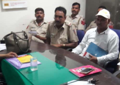 Legal Awareness Programme for Police Officers/Officials on the topic Senior Citizens Act and Beneficial Schemes of Sr. Citizens on 26.05.2017.