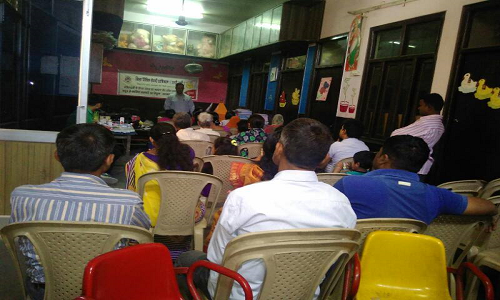 Legal Awareness Programme for Senior Citizens