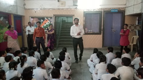 Awareness Programme on Greening Delhi Project at Brahmpuri