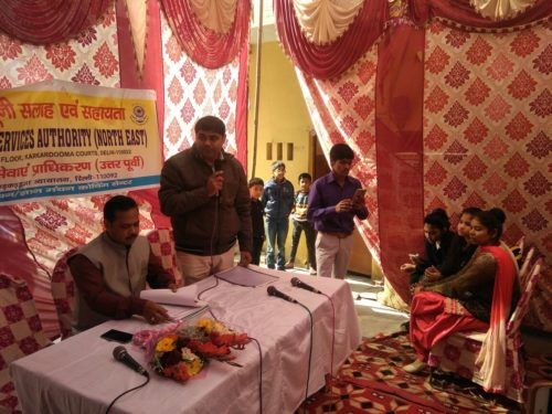 Legal Awareness Programme on POCSO and J.J. Act