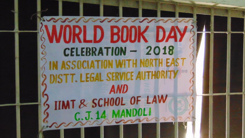 Programme on World Book Day