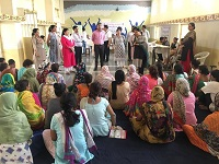 Awareness Camp on Legal Services and Medical Examination for female inmate