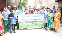 """Awareness Programme on the theme """"Beat Plastic Pollution"""""""