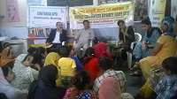 """Legal Awareness Programme on the topic """"Protection of Women from Domestic Violence Act, 2005"""""""