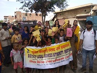 """Legal Awareness Programme on """"Right of Children to Free and Compulsory Education Act 2009"""""""