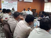 DLSA North-West, Rohini Courts organized a Training Programme for Police Officers at SEM Court, Police Line, Delhi