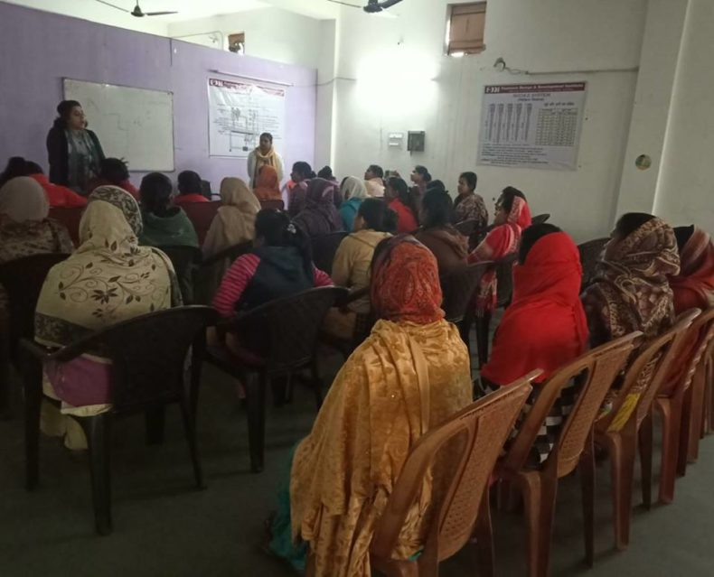 A Programme conducted by Dlsa NW on 21.01.2019 Resource Person Advocate Nidhi T Raj total no of Participant 37 Topic Domestic Violence