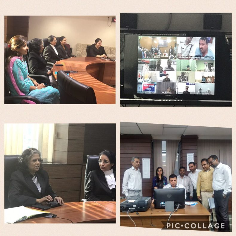 INAUGURAL OF VIDEO CONFERENCING SYSTEM AND RE-LAUNCH OF