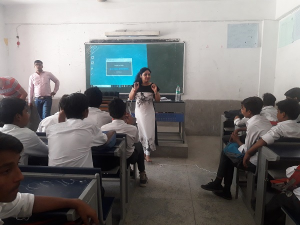 SENSITIZATION PROGRAMME ON SEXUAL VIOLENCE HELD ON 29.05.2018 AT GBSSS, MEHRAULI NO. 02 ID-1923015