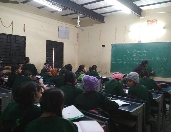 LEGAL LITERACY CLASS AT HRSKV, KHANPUR (IS-1923062) ON 17.12.2018