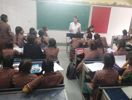 LEGAL LITERACY CLASS AT HRSKV, KHANPUR (ID-1923062) ON 16.04.2019