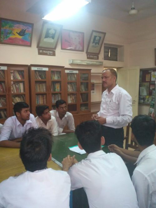 DLSA South East Organized by Legal Literacy Classes  Programme on 13.10.2017
