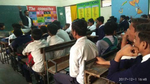 DLSA South East organized Legal Literacy Classes Programme on 01.12.2017