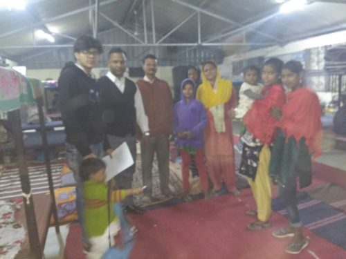DLSA South East organized by Shelter Home and Night Shelter on 29.11.2017