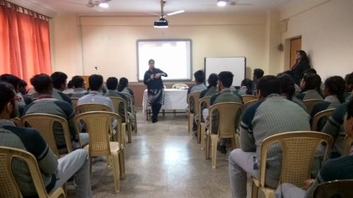 DLSA (SE) organised a Legal awareness  session on 13.12.2017