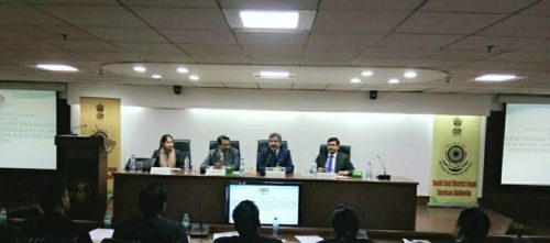 South East DLSA organised Orientation programme for the Legal Services Advocates and Police Officials on 11.01.2018.
