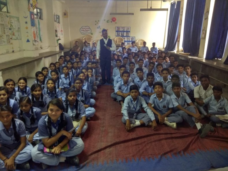 DLSA(SE) Conducted by Sensitization Awareness Programme on 11.10.2018