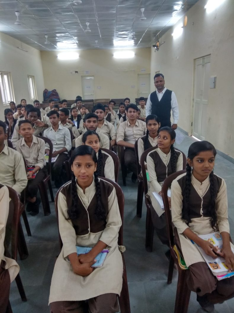 DLSA(SE) conducted by Legal Literacy Classes Programme on 16.10.2018