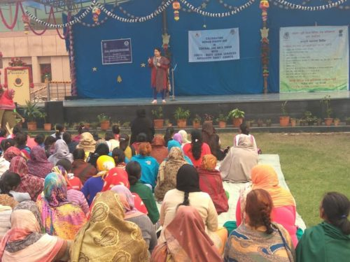 South-East Dlsa celebrated human rights day with jail inmates at jail no. 6,Tihar on 10.12.2018