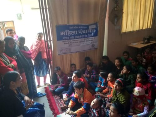 South East DLSA & CFAR NGO was organized a awareness programme/Session on Pocso Act Survivors on 05.02. 2019