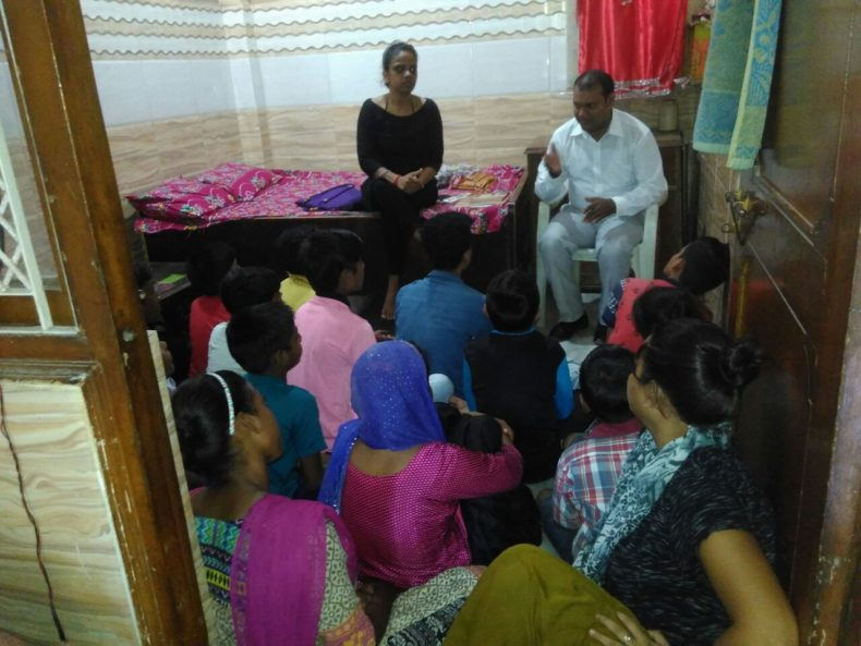 Awareness Programme at Rural and remote area on 18.08.2017
