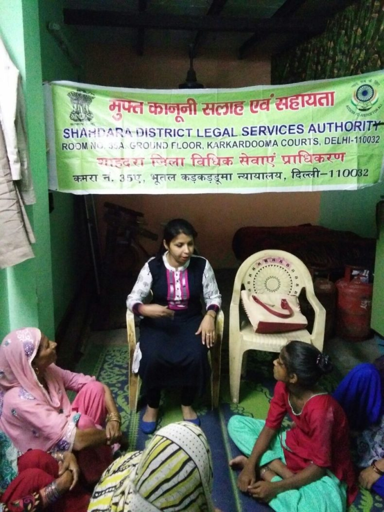 Awareness Programme at Rural and remote area on 19.08.2017