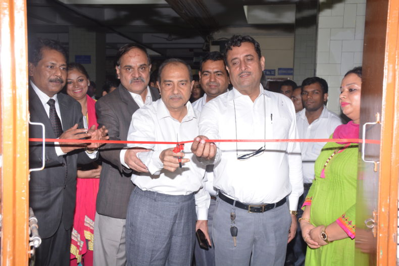 inaugural function for setting up of help desks