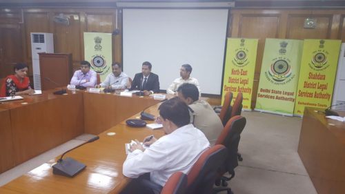 Awareness/ Sensitization Programme for Police Officials on 21.09.2017