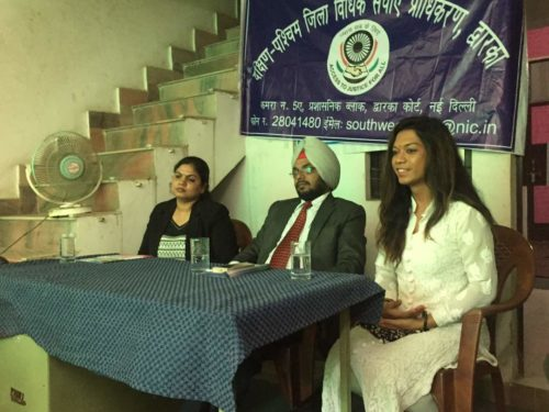 Legal Literacy Camp Organized on 24.05.2017 for Transgenders