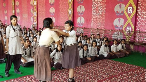 Self Defence Training for Students-1