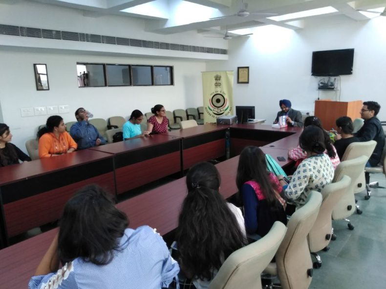 Interaction with PLVs on 09.10.2017