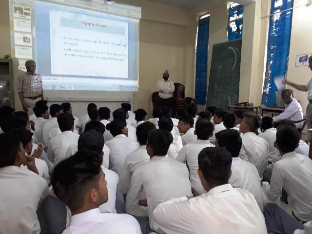 Legal Literacy Programme on 11.07.2018