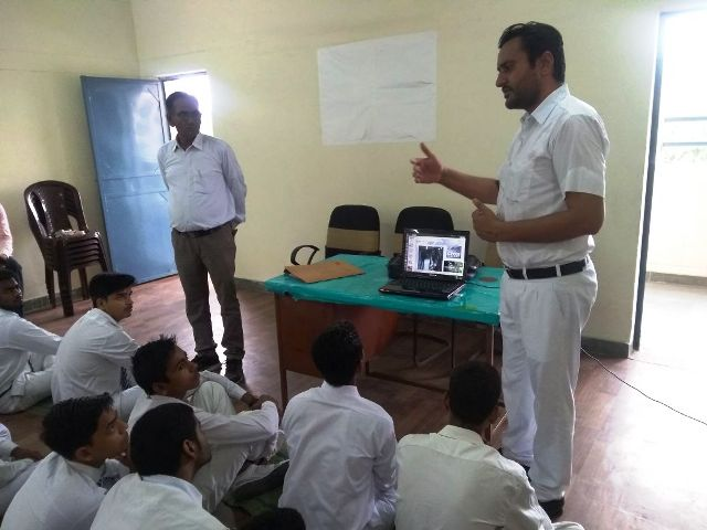 Legal Literacy Programme on Child Sexual Abuse at Goela Khurd