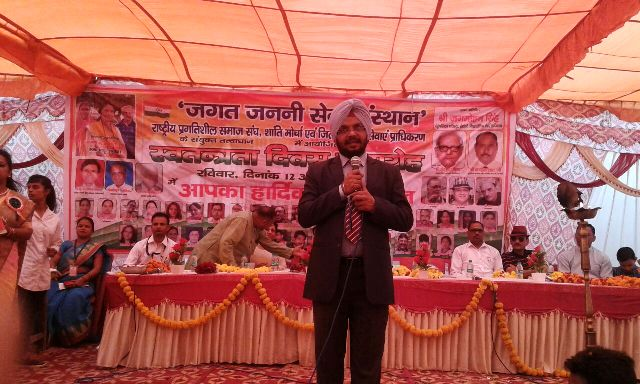 Legal Literacy Camp at Dichaon Enclave, Najafgarh
