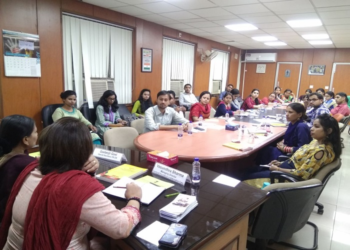 Orientation and Training Programme for District Child Protection Units.
