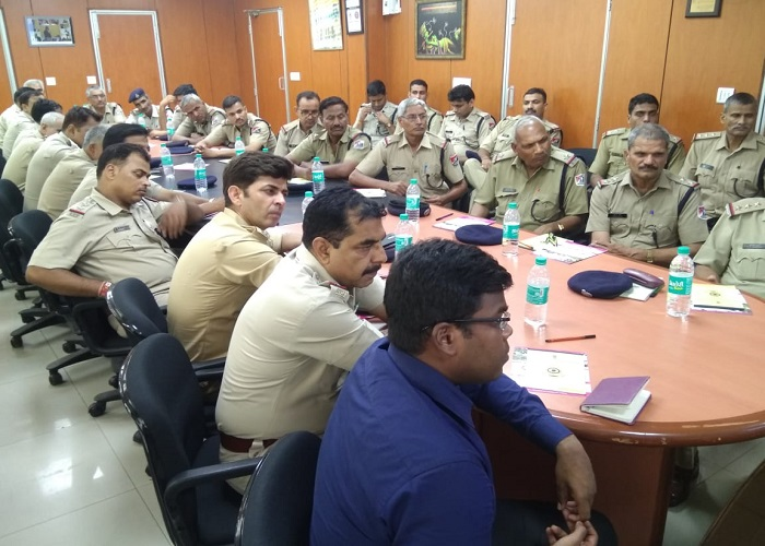 Orientation and Training programme for RPF Officers.