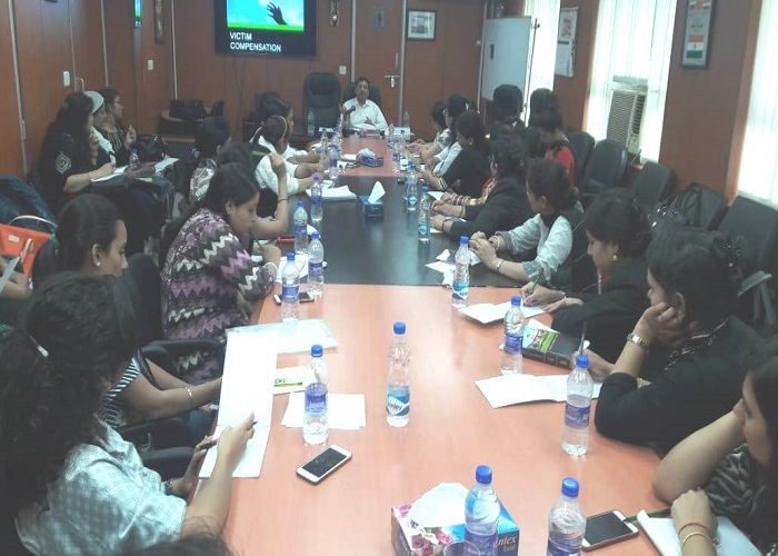 Orientation and Training Programme for RCC Lawyers of DCW.