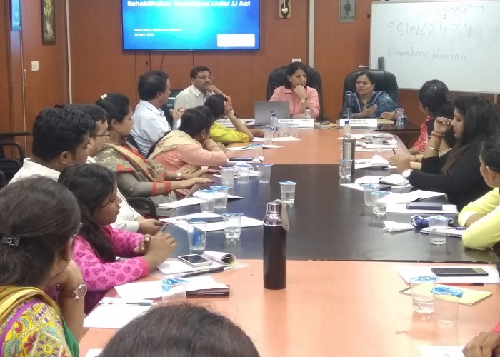 Orientation and Training Programme for DCPU's Staff Members