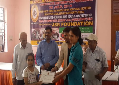 Certificate Distribution Programme .