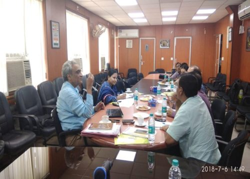 Orientation and Training program for the team members for inspection of Mental Health Institutions and facilities in Delhi.