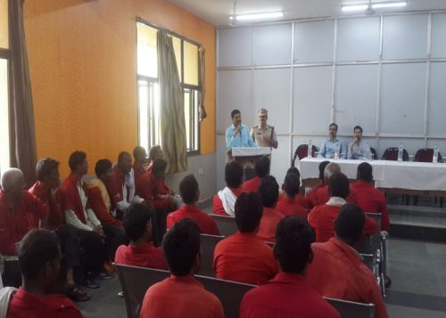 Awareness programme for Porters.