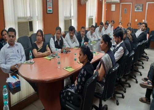 Sensitization programme for Jail visiting Lawyers